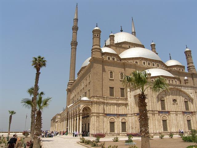 Mohamed Ali basa mecset, Kairó