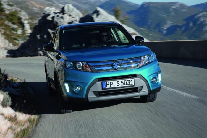 Suzuki Vitara - Kép forrása: Suzuki