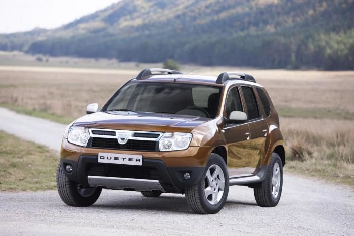 Dacia Duster - kép forrása: Daciagroup