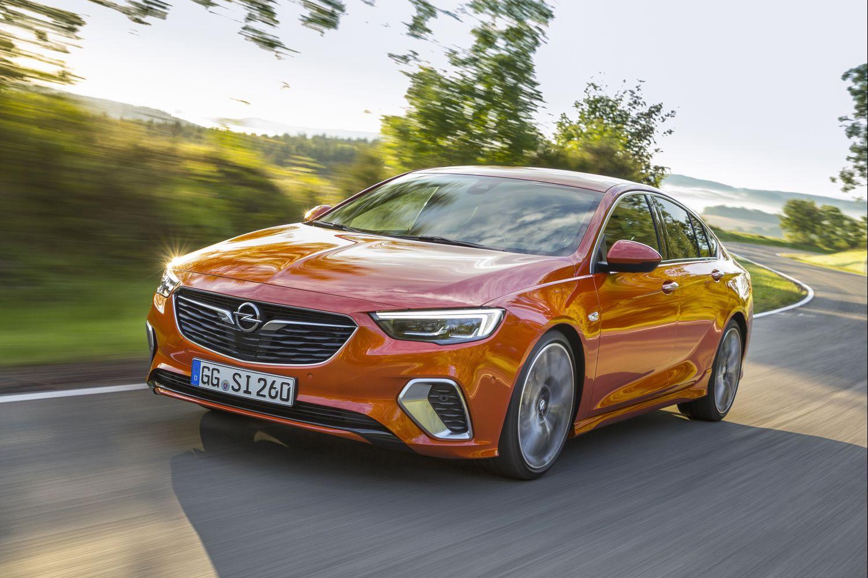 A már a PSA konszern által értékesített Opel Insignia GSi - kép forrása: Opel Media