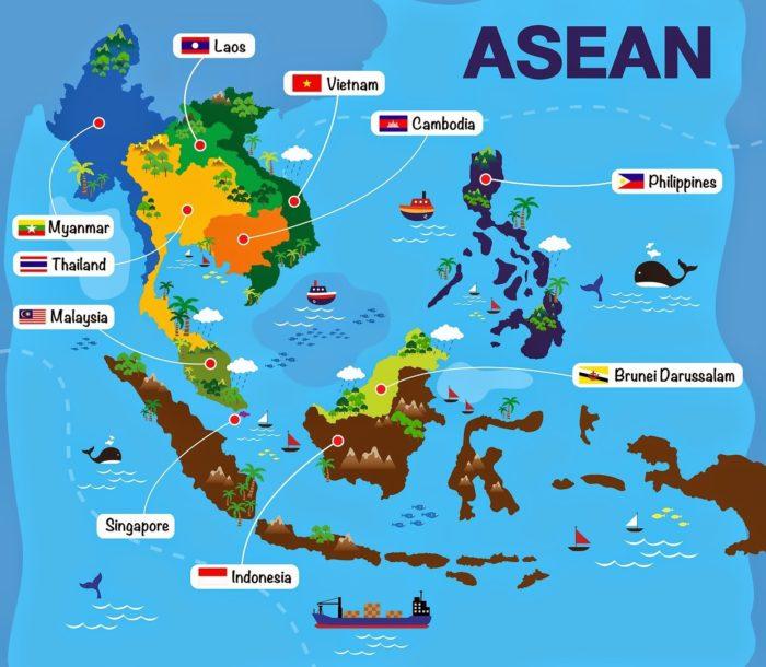ASEAN tagok